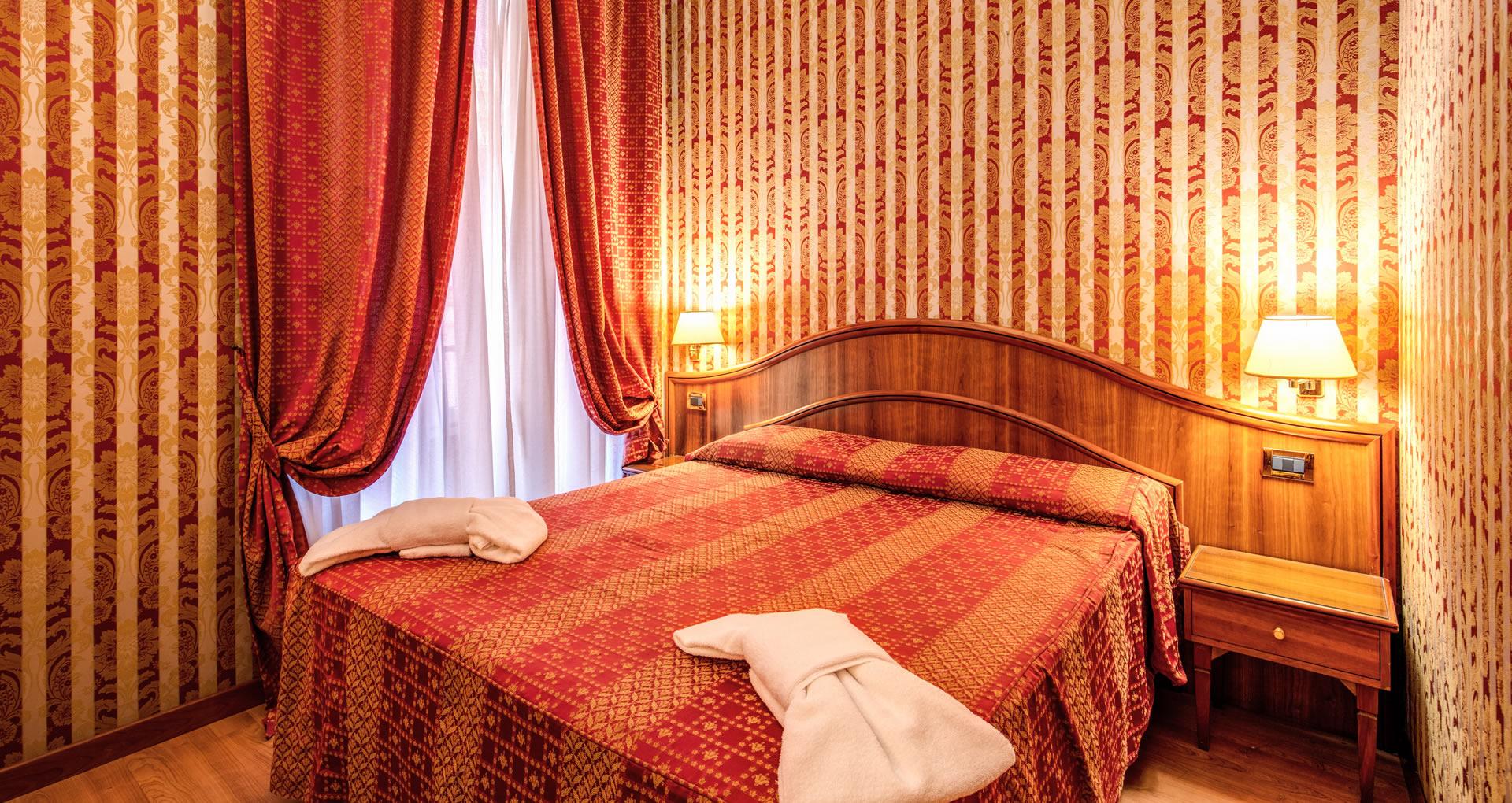 Rome Hotel Invictus Official Site 3 Star Hotel